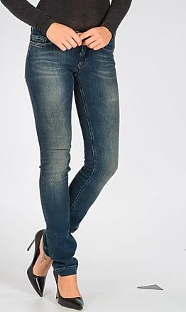 15 cm Stretch Denim GIRLY Jeans Größe 36 Dolce & Gabbana
