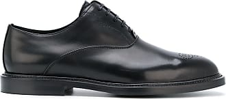 Brogues Oxford Shoes On Sale, Ebony, Leather, 2017, 4.5 Dolce & Gabbana