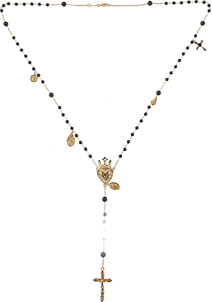 Dolce & Gabbana Necklaces, Yellow Gold, Brass, 2017, One Size
