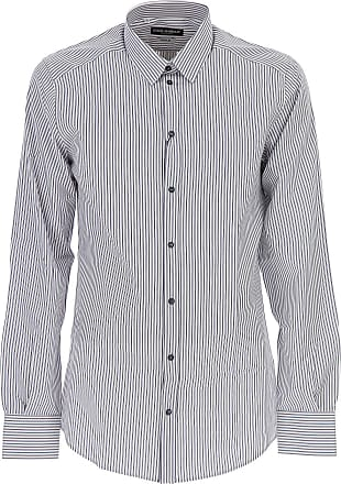 Shirt for Men On Sale in Outlet, Grey, Cotton, 2017, 16.5 Dolce & Gabbana