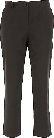 Pants for Men On Sale in Outlet, Black, Wool, 2017, 34 Dolce & Gabbana