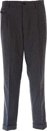Pants for Men On Sale in Outlet, Black, Cotton, 2017, 30 34 Dolce & Gabbana