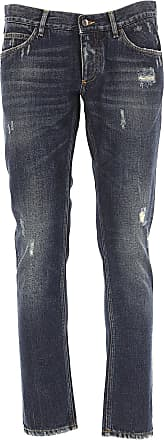 Jeans On Sale in Outlet, Light Smoke, Cotton, 2017, 38 Dolce & Gabbana
