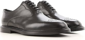 Brogue Shoes On Sale in Outlet, Black, Leather, 2017, 10.5 8 9.5 Dolce & Gabbana