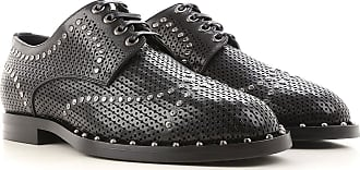 Brogue Shoes On Sale, Dark Ebony, Suede leather, 2017, 7.5 9 Churchs