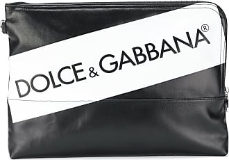 Dolce & Gabbana Femmes Poche En Vente, Noir, Poliestere 2017, Taille