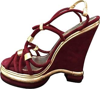 Pre-owned - Cloth sandals Dolce & Gabbana 2PmEvlZRMM