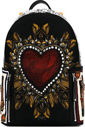 Sortie Ebay Dolce & Gabbana Dolce & Gabbana Femme Sarcelle Sac À Dos Coquille Garni De Cuir Texturé Taille En Gros Jeu De Haute Qualité Pas Cher En Ligne bXapB8iPh6