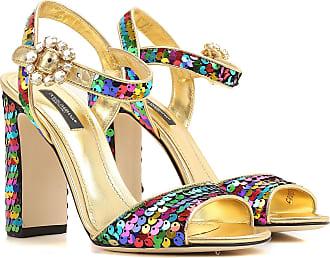 Sandales Pour Les Femmes À La Vente En Sortie, Multicolore, Cuir, 2017, 3,5 4 7,5 Dolce & Gabbana