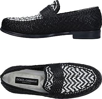 Glisser Sur Chaussures De Sport Pour Les Femmes En Vente Dans La Sortie, Noir, Dentelle, 2017, 3.5 8.5 Dolce & Gabbana