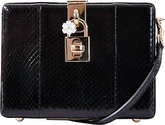 gebraucht - Lily Bag - Damen - Weiß - Leder Dolce & Gabbana QHM61Jsmr3
