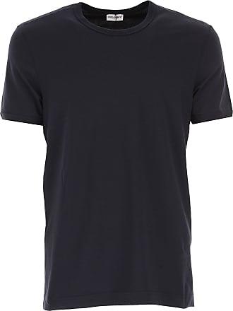 Camiseta de Hombre Baratos en Rebajas, Negro, Algodon, 2017, L XL Dolce & Gabbana
