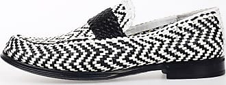 Weaving Leather Loafer Spring/summer Dolce & Gabbana Outlet Very Cheap For Sale Free Shipping btDVW