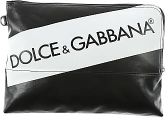 Womens Pouch On Sale, Black, poliestere, 2017, one size Dolce & Gabbana