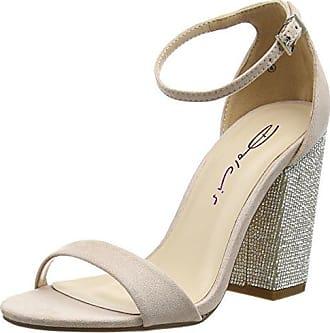 Damen Sandalen, beige - nude - Größe: 35.5 Dolcis