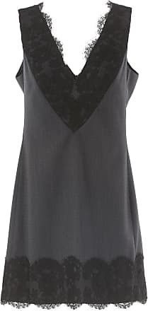Dress for Women, Evening Cocktail Party On Sale in Outlet, antracite, Virgin wool, 2017, 8 Dondup