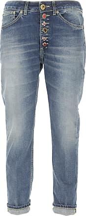 Jeans On Sale, Blue, Cotton, 2017, 26 Dondup
