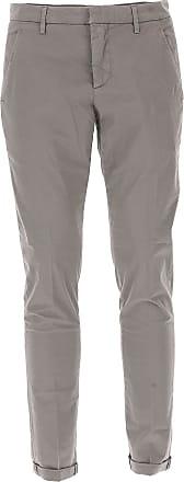 Pantalon Homme Pas cher en Soldes, Beige, Coton, 2017, 48Dondup