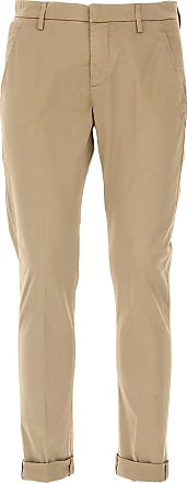 Pants for Women On Sale, Cinnamon, Cotton, 2017, 24 26 28 30 Dondup