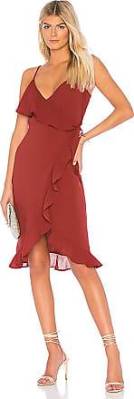 Kate Midi Dress in Burgundy. - size S (also in L,M,XS) Donna Mizani