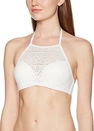 DORINA Aruba-1, Haut de Maillot Femme, Blanc (A00-White A00-White), 40(Taille Fabricant: Medium)