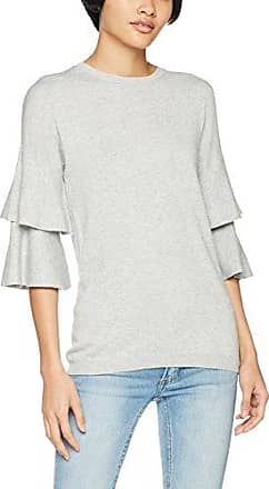Roll Sleeve, T-Shirt Femme, Gris (Grey 150), 40Dorothy Perkins