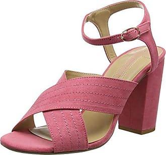 19966045, Bout Ouvert Femme - Rose - Rose (Pink 30), 41Dorothy Perkins