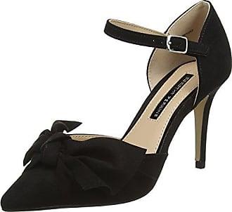 Gabi, Zapatos de Tacón con Punta Cerrada para Mujer, Negro (Black 130), 38 EU Dorothy Perkins