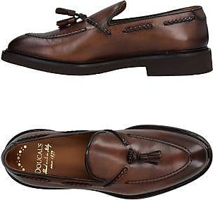 Loafers for Men On Sale, Ebony, Leather, 2017, 5.5 6.5 6.75 7.5 8 8.5 9 9.5 Doucal's