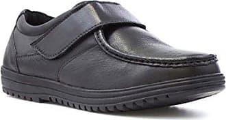 Dr Keller Schwarze Spitze Herauf beiläufigen Schuh für Männer - Größe 9 UK/43 EU - Schwarz heX0dj