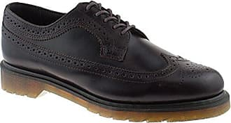 3989 Wingtip Brogue Chestnut Braun 22228231, Groesse:46 EU/11 UK/12 US Dr. Martens