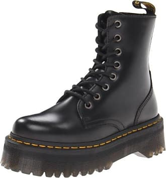 Flora, Bottes Chelsea Femme, Marron (Dark Brown 201), 38 EUDr. Martens