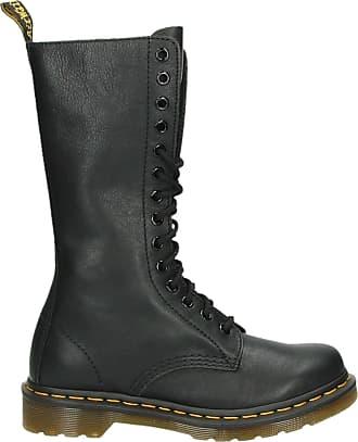 . Dr Martens 3989 Felix Déteindre Dames Hommes Chaussures Richelieu À Lacets - Noir (noir), Taille: 38