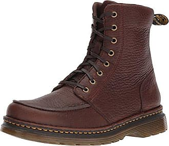 Dr. Martens Karin Broadway Brown, Bottes Femme - Marron (Brown), 36 EU