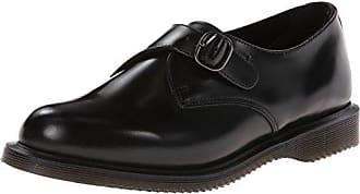 3989 Felix Rub Off BLACK - Zapato brogue de cuero mujer, color negro, talla 36 EU (3 Damen UK) Dr. Martens