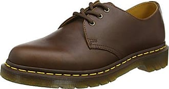 Dr. Martens 1461, Derby Unisex Adulto, Marrón (Black), 43 EU