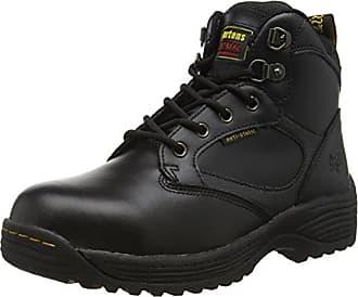 Dr. Martens Calamus, Zapatos de Seguridad para Hombre, Negro (Black 001), 40 EU