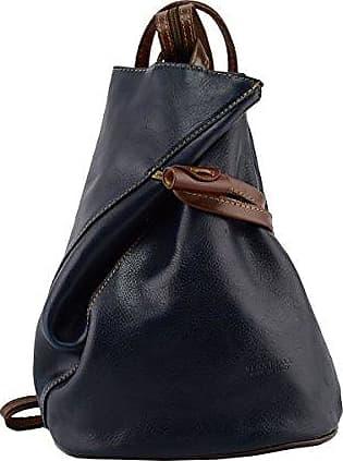 Echtes Leder Damen Schultertasche Python Optik Farbe Silbern - Italienische Lederwaren - Damentasche Dream Leather Bags Made in Italy 2gcNF5