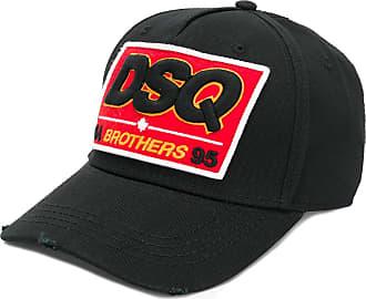 D2ude baseball cap - Black Dsquared2 POXaQyxeB