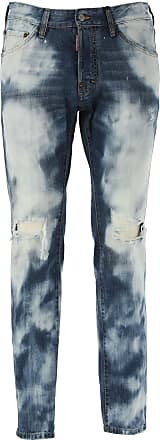 Jeans On Sale in Outlet, Cool Guy Jean, Denim, Cotton, 2017, 38 Dsquared2