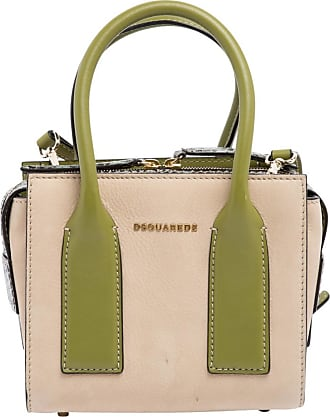 Dsquared2 Pre-owned - LEATHER HAND BAG bEMyvkX