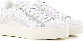 Chaussures De Sport Pour Les Femmes En Vente, Noir, Cuir, 2017, 35 35,5 36 36,5 37 38 38,5 40 Dsquared2