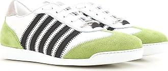 Sneaker für Herren, Tennisschuh, Turnschuh Günstig im Sale, Schwarz, Leder, 2017, 42 Dsquared2