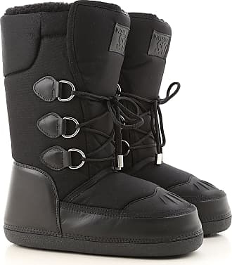 Boots for Men, Booties On Sale, Black, Nylon, 2017, 1 - (41-42-43) Dsquared2