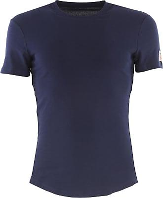 Camiseta de Hombre Baratos en Rebajas, 2 Pack, Azul Cielo, Algodon, 2017, M Dsquared2