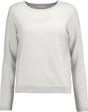 Duffy Woman Mélange Cashmere Sweater Light Gray Size L Duffy Discount Authentic Best Authentic 9zmg9GoFHq