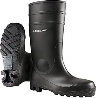 Dunlop K401061 - Botas de Agua Sin Punta de Acero, Color Gris (Grau(grijs) 06), Talla 36