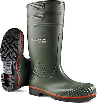 Dunlop B550631 DESINFECTIE GROEN 41, Unisex-Erwachsene Langschaft Gummistiefel, Grün (Grün(Groen) 08), 41 EU
