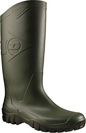 C762933 S5 Purofort+ - Botas de Goma sin Forro con Caña Alta Unisex Adulto, Grün (Grün(Groen) 08), 43 EU Dunlop