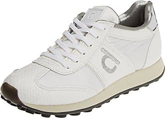 Radio, Zapatillas para Mujer, Blanco (White), 39 EU Duuo